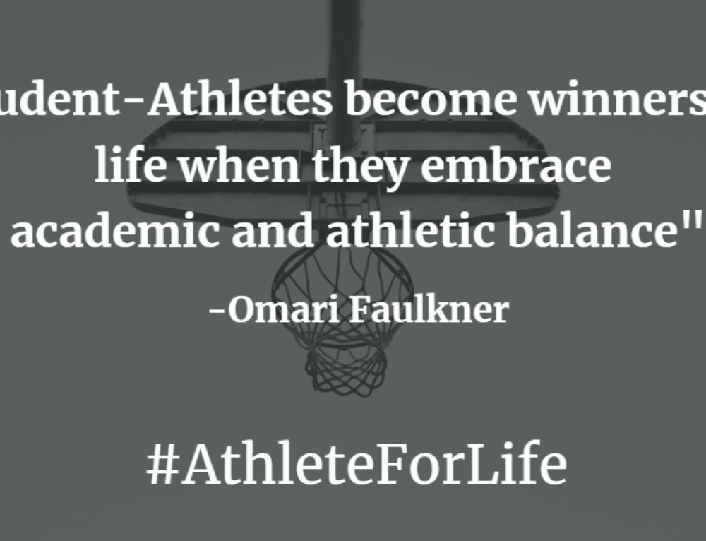 Athlete For Life, and VOLeaders Serves as Example.