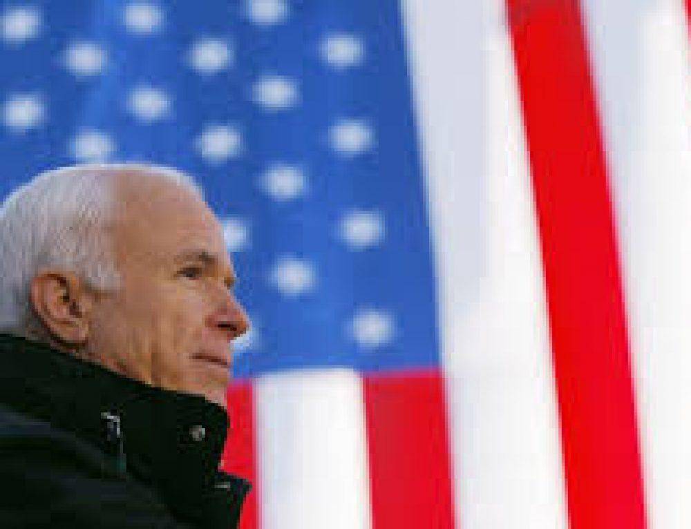 Senator McCain- Honoring a Man of Service and Patriotism