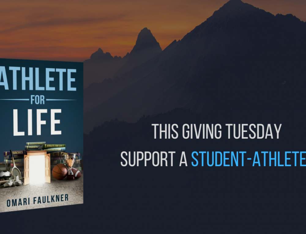 On This Giving Tuesday – Support Student-Athletes